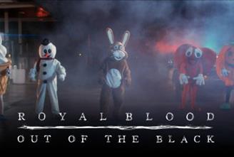 """Royal Blood lança clipe de """"Out of the Black"""""""