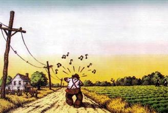 O Blues visto por Robert Crumb
