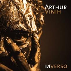 Capa de Inverso novo álbum de Arthur Vinih