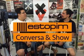 O rock em Salvador por Estopim: Conversa & Show