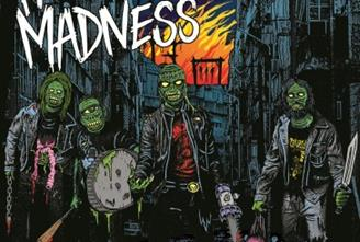 Dead City Riot – Motor City Madness