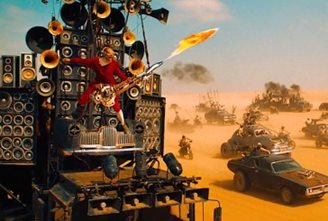 Música e Guerra em Mad Max: Estrada da Fúria