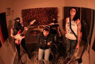 A fúria punk das Ratas Rabiosas!