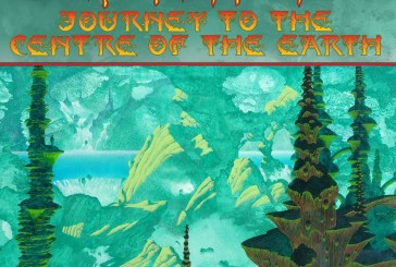 "Rick Wakeman em ""Journey to the Centre of the Earth"""