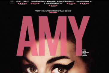 Amy (2015), uma existência conduzida pelo trágico.