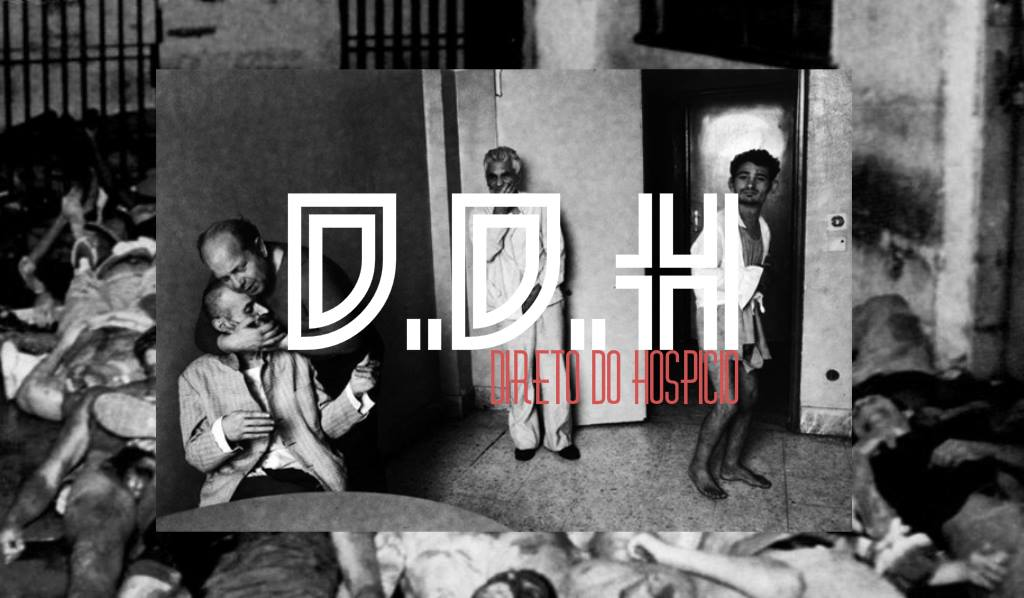 Capa DDH - Direto do Hospicio
