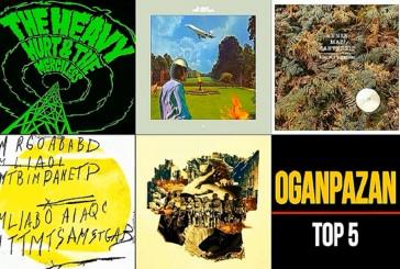 Top 5: Bons discos para escutar em streaming agora #01