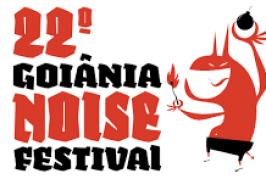 Uma noite no Goiana Noise Festival.