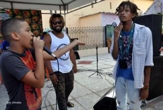 Crianças Se Destacam Nas Batalhas De Rimas Em Salvador