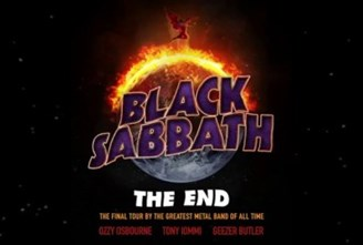The End Tour, A Última Apresentação do Black Sabbath!