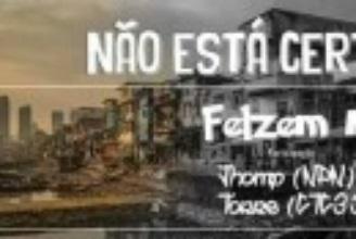 De Fabrício A Felzem Mc – Subindo Da Plateia Pro Palco!