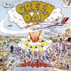 Green Day- Dookie- Cover