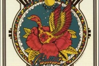 Cosmic Travelers Ao Vivo Em 1972 – Um Instantâneo do Eterno!