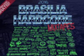 Brasilia Hardcore Mixtapes Em 8 Volumes!!!!
