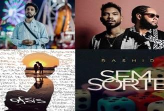Rashid e Emicida: 2 singles em 2 videoclipes certeiros em setembro