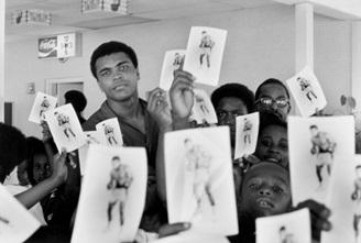 Muhammad Ali Gordon Parks