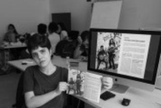 Oganpazan entrevista: Paula Holanda