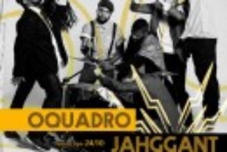 Jahggant OQuadro (2017) A verdade da cultura e da música Negra!